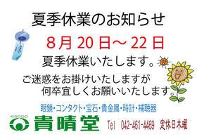 夏季休暇のお知らせ 2019ポスター.jpg