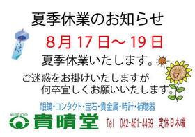 夏季休暇のお知らせ 2021ポスター.jpg